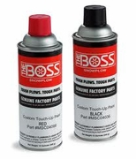 Black Spray Paint, Boss P/N MSC04036