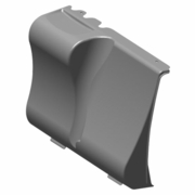 Cover, Hydraulic RT3, 17, Boss P/N CPA07129