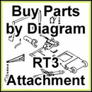 Boss RT3 Attachment Parts & Diagram