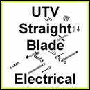 Boss UTV Straight Blade Electrical