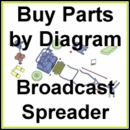Boss WBS15800 Broadcast Spreader Parts Diagram