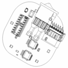 Circuit Board, V Blade, Smarttouch2, Boss P/N MSC09618