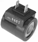 Coil w/Spade Terminal, fits Fisher, P/N 1306360