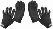 Commercial Work Gloves, 10 Pair XL & 10 Pair XXL, Buyers 9901000