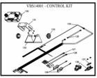 Control Kit, Spreader P/N VBS14001