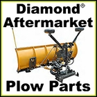 Diamond® Type Snow Plow Parts S.A.M. Aftermarket Parts