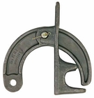 "Dump Tailgate Hinge, 2-1/2"", Lower Hinge Assy.(1/2"" pin hole) For 1"" Dia. Post, Buyers BTL020B2"