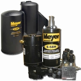 Meyer Snow Plow Parts E58H E47 E60 Pump Lift Angle Cylinder ... on meyers snow plow wiring harness, meyers troubleshooting diagram, meyers e60 diagram, meyers e 47 diagram,