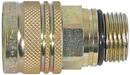 "Female Coupler, 3/4""-16 Valve Block Side, replaces Meyer 22294, P/N 1304029"
