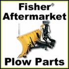 Fisher® Type Snow Plow Parts S.A.M. Aftermarket  Parts