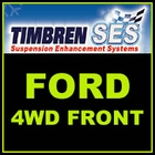 """Ford 4 Wheel Drive """"Front"""" Timbren SES Suspension Kits"""