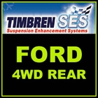 """Ford 4 Wheel Drive """"Rear"""" Timbren SES Suspension Kits"""