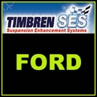 """Ford Timbren Suspension Kits """"SES"""""""