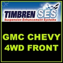 "GMC - Chevy 4 Wheel Drive ""Front"" Timbren SES Suspension Kits"