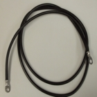 "Ground Cable, 90"", 4 Ga, Boss P/N HYD13173"