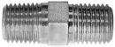 "Hex Nipple, 1/4"" replaces Fisher 5804, P/N 1304320"