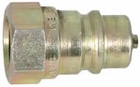 "Hose Coupler, Male, 1/4"" NPT replaces Meyer 22291, P/N 1304021"