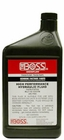 Hydraulic Fluid - Oil, 1 Case (12 quarts), Boss P/N HYD01704