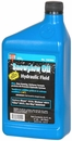 Hydraulic Oil (Blue) 1 Case, 12 Quarts, replaces Sno-Way 96005029,  P/N 1307010
