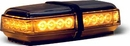 LED Mini Light Bar, 24 Amber 1/2 watt Hi-Power LED's, Buyers 8891050