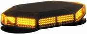 LED Mini Light Bar, 300 Amber 5mm LEDs (10 Heads) Buyers 8891100