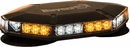 LED Mini Light Bar, Programmable, Amber/Clear Buyers 8891102