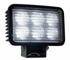 "LED Rectangular Flood Utility Light, 5.25"", 1350 Lumens, 12-24 Volt , Buyers 1492118"