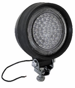 "LED Utility Light, 5"", 375 Lumens, WaterProof, Shock Resistant,  Buyers 1492110"