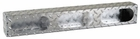 "Light Box, Diamond Tread Aluminum, Triple Oval 6-1/2"" Lights, Buyers LB3253ALDT"