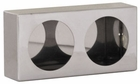 "Light Box, Stainless Steel, Dual Round 4"" Lights, Buyers LB6123SST"