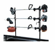 Lockable Trimmer Rack-Snap-in Style, Open Trailer, Buyers LT10