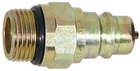 Male 3/4-16 Valve Block Side Low Spill, replaces Meyer 22293, P/N 1304028