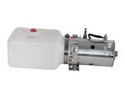 Manual 3-Way Release Valve (Metered) D.C. Hydraulic Power Unit, Buyers PU311LR