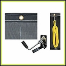Manual Roll Up Tarp Kits & Repair Hardware (Manual Tarp Roller Kits)