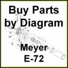 Meyer E-72 Hydraulic Pump Parts Diagram