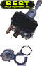 Meyer Plow Angle Switch, L/R, Toggle E47, P/N 21918
