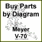 Meyer V-70 Hydraulic Pump Parts Diagram