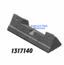 "Moldboard Plow Shoe, Universal, Cast, 6"", Replaces Gledhill 15646-C,  P/N 1317140"