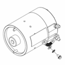 Motor Kit, 12V, BU Boss HYD09328