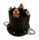 Motor Relay, Solenoid, 12v, replaces Blizzard B80051, Buyers SAM 1304648