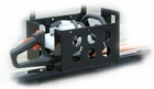 Multi-Rack, Equipment Holder for Trailers, Buyers LT15