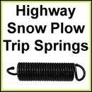 Municipal Highway Snow Plow Trip Springs