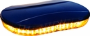 Oval Amber LED Mini Lightbar, 40 Amber LEDs, 12-24V, Buyers 8891080