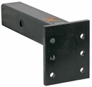 "Pintle Hook Mount, 2 Position, 2.5"" Receiver, 12"" Tubular Shank, Buyers PM25612"