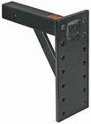 """Pintle Hook Mount, 6 Position, 2"""" Receiver, 14.5"""" Solid Shank, Buyers PM1012"""