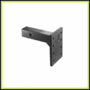 Pintle Hook Receiver Mounts