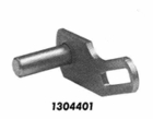 Pivot Pin, PS, replaces Western 67977, P/N 1304401