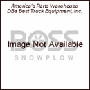 Plow Shoe Option Kit, Bolt On, DXT (1 SHOE)  Boss P/N MSC18181