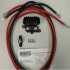 "Power / Ground Extension Kit, 90"", 4 Ga, Boss P/N MSC13171"