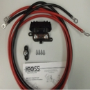 "Power / Ground Extension Kit, 90"", 4 Ga, Boss MSC13171"
